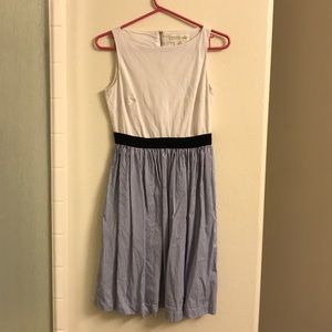 Kate Spade Sleeveless Fit and Flare Dress